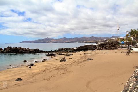 playa de Tías, Lanzarote