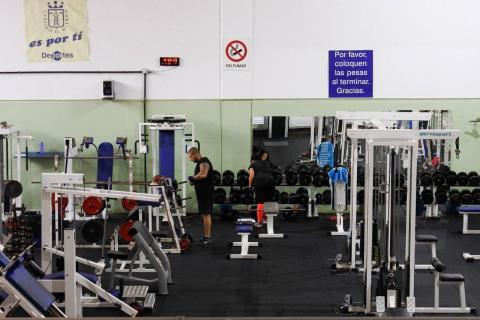 Instalaciones Deportivas de El Hierro