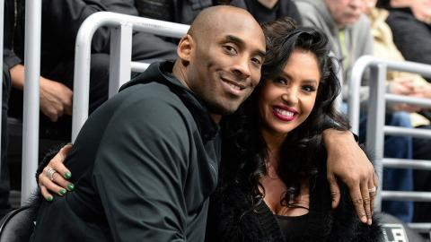 Kobe y Vanessa Bryant