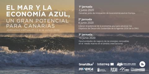 Jornadas del mar y la economía azu