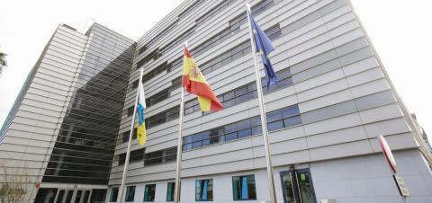 Consejería de Sanidad en Las Palmas de Gran Canaria