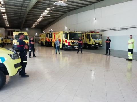 Seguridad y Emergencias del Cabildo de Fuerteventura