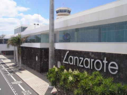 Aereopuerto de Lanzarote