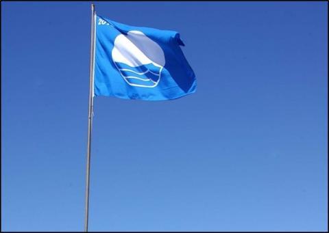 Bandera Azul. Canarias