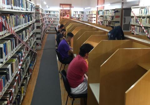 Bibliotecas municipales de Telde. Gran Canaria