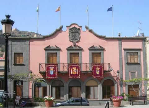 Ayuntamiento de Santa María de Guía. Gran Canaria