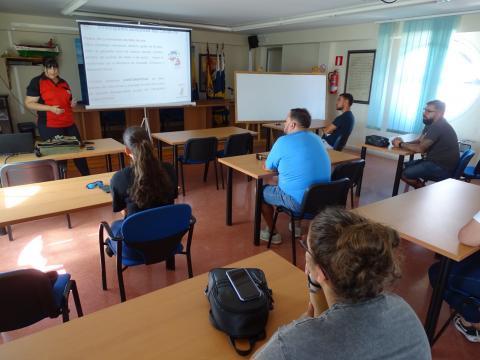 Escuela de Vela Latina Canaria