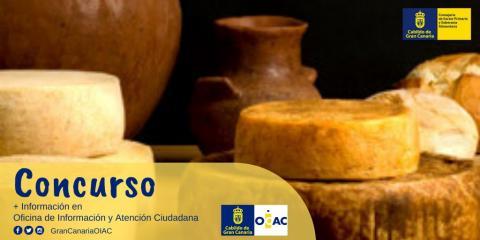 El Cabildo celebra el Concurso Oficial de Quesos de Gran Canaria 2020