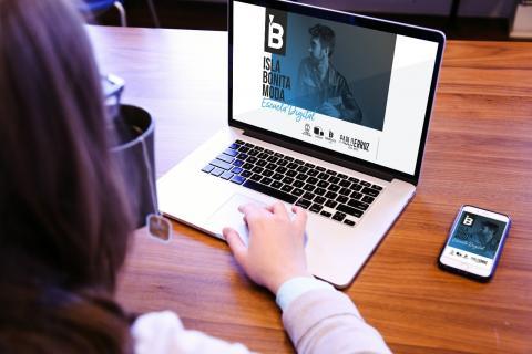 Escuela Digital de Isla Bonita Moda con el reconocido diseñador internacional Pablo Erroz
