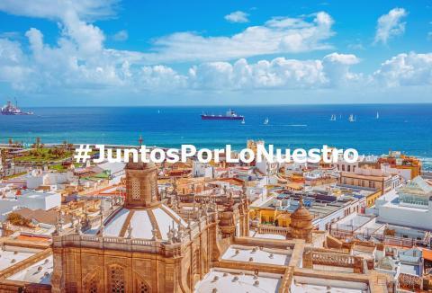 #JuntosPorLoNuestro. Canarias