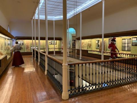 Las familias vencieron a los piratas en El Museo Canario