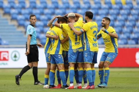 U.D. Las Palmas. Elche C.F. Fútbol. Deportes