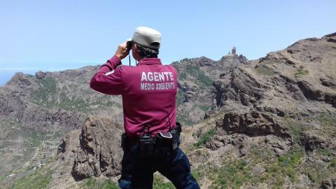 Agente de Medio ambiente de Gran Canaria