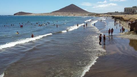 Playa de Granadilla