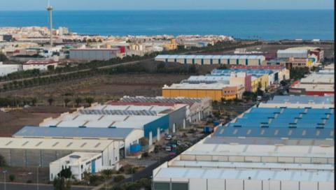 Polígono Industrial de Arinaga