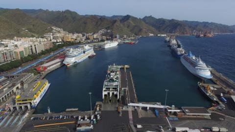 Puerto de Santa Cruz de Tenerife