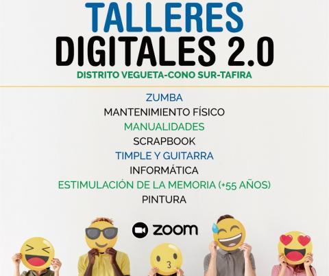 Talleres online en Las Palmas de Gran Canaria