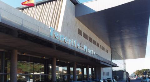 Aeropuerto de Los Rodeos. Tenerife Norte. Tenerife