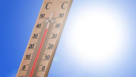 Aviso de riesgo para la salud por altas temperaturas. Canarias