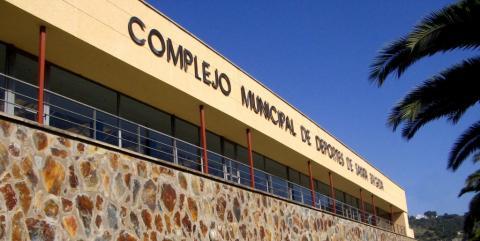 Complejo de Deportes de Santa Brígida. Gran Canaria