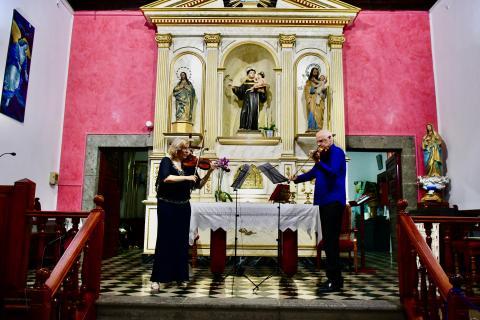 Concierto de la Orquesta Filarmónica de Gran Canaria en Mogán
