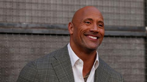 "Dwayne Johnson ""The Rock"""