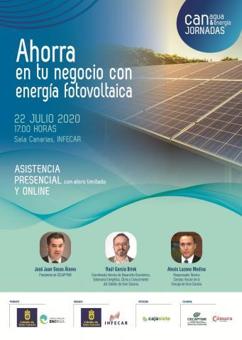 Canagua & Energía con un formato híbrido