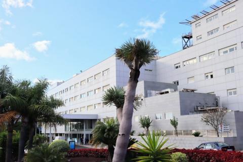 Hospital Universitario Nuestra Señora de Candelaria. Tenerife