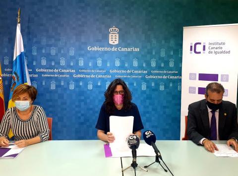Convenio de colaboración entre el ICI, la ULPGC y la ULL