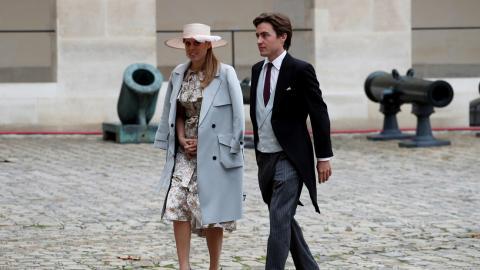 La princesa Beatriz de York y Edoardo Mapelli Mozzi