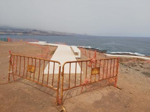 Mirador de Las Coloradas. Las Palmas de Gran Canaria
