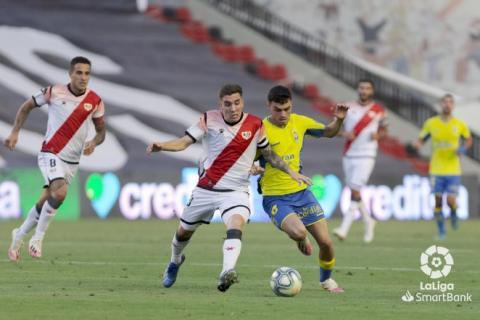 Rayo Vallecano 2 - U.D. Las Palmas 2