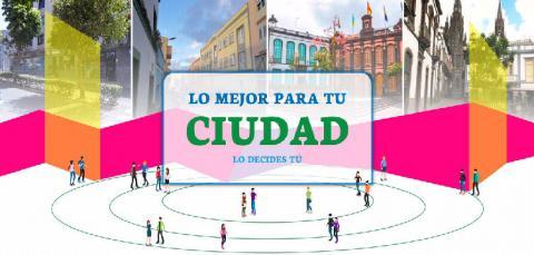 Web Arucas Participa. Gran Canaria