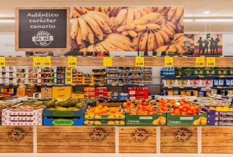 Productos canarios en Lidl