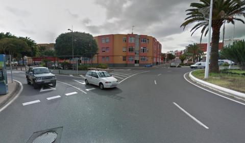 Rotonda de Telde. Gran Canaria