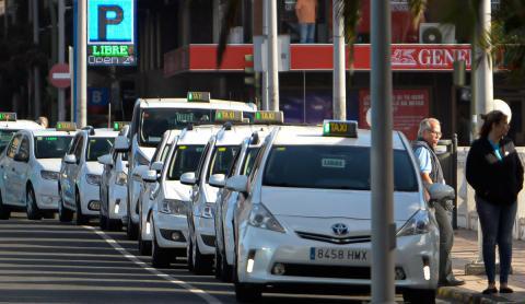 Taxis. Canarias