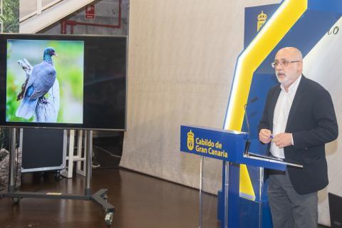 Antonio Morales. Cabildo de Gran Canaria