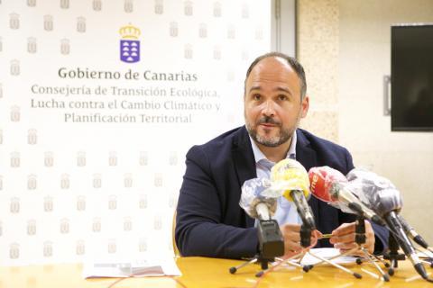 José Antonio Valbuena. Canarias