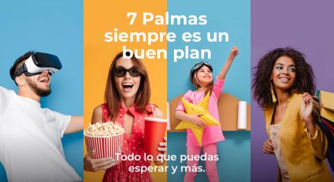 Centro Comercial 7 Palmas. Las Palmas de Gran Canaria
