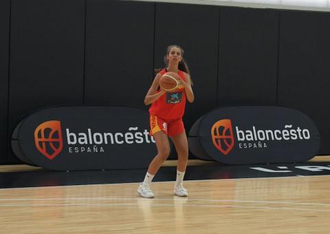 Elena Rodríguez. Spar Gran Canaria