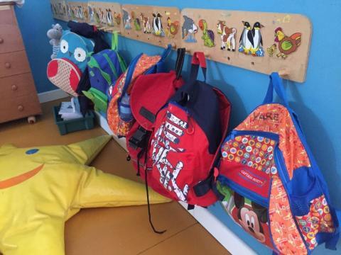 Escuelas Municipales Infantiles. Las Palmas de Gran Canaria