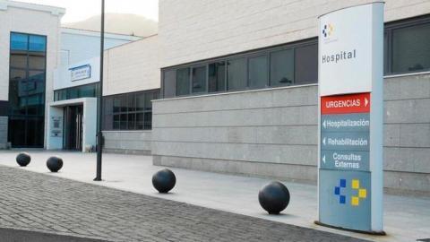 Hospital de El Hierro