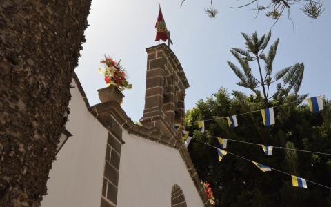 Iglesia de San Lorenzo. Las Palmas de Gran Canaria