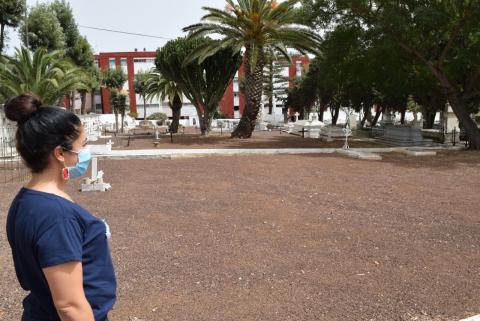 La Laguna recordará a las víctimas del accidente aéreo de Los Rodeos en el cementerio de San Juan