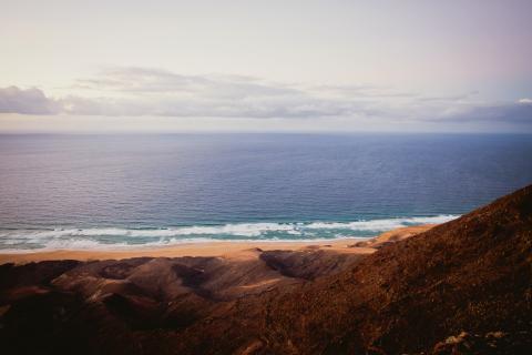 Mirador de los Canarios. Fuerteventura