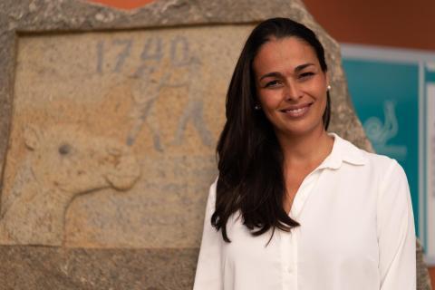 Nélida Padilla. Tuineje. Fuerteventura