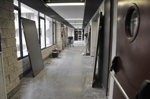 Reformas de la planta 3 del Hospital Universitario de Gran Canaria Dr. Negrín