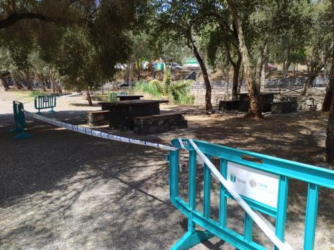 Parque José Hernández, Teror. Gran Canaria