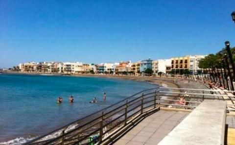 Playa de Arinaga. Gran Canaria