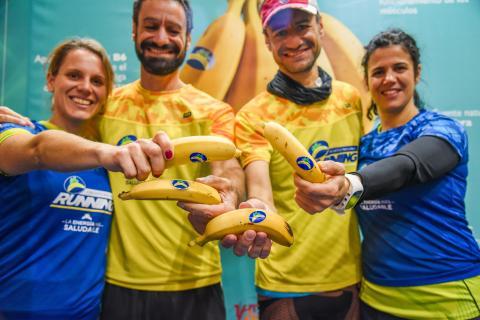 Desafío #CorreRetaDona del Circuito Nacional de Running Plátano de Canarias